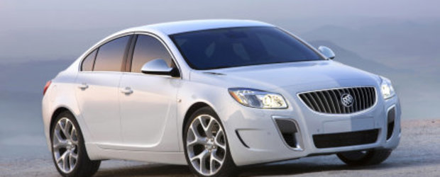 Buick Regal GS: OPC-ul american