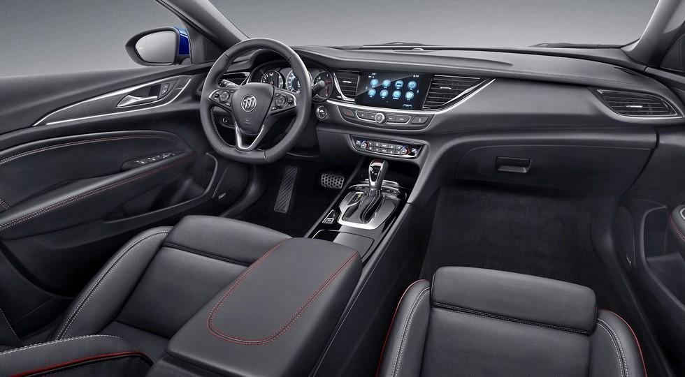 Buick Regal GS - Buick Regal GS