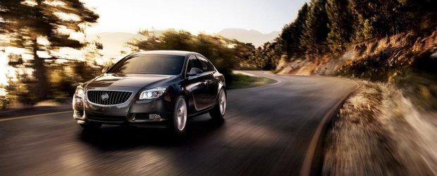 Buick Regal primeste sistemul eAssist