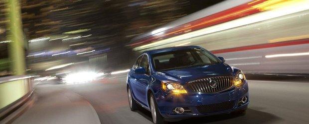 Buick Verano Turbo consuma 11.7 l / 100 km