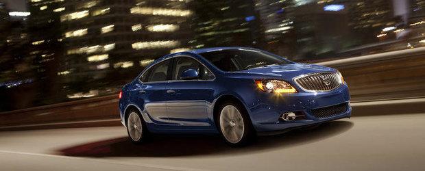 Buick Verano Turbo, oficial dezvaluit