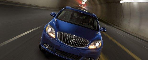 Buick Verano Turbo porneste de la 29.990 dolari