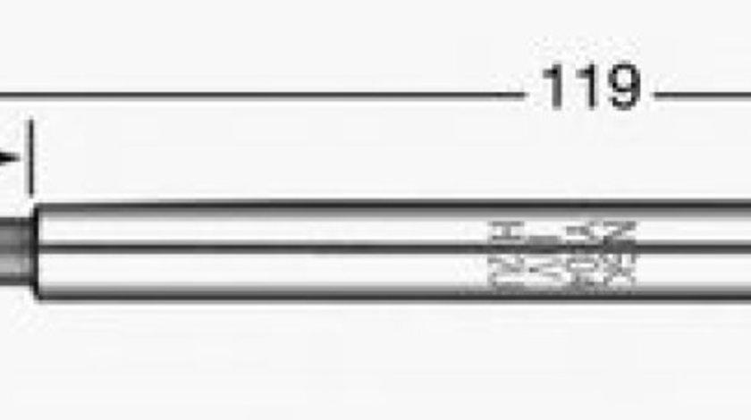 Bujie incandescenta MAZDA 3 Limuzina (BK) (1999 - 2009) NGK 1684 piesa NOUA