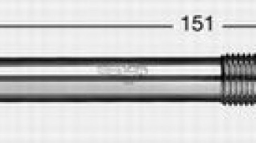Bujie incandescenta OPEL VIVARO platou / sasiu (E7) (2006 - 2014) NGK 3319 - produs NOU
