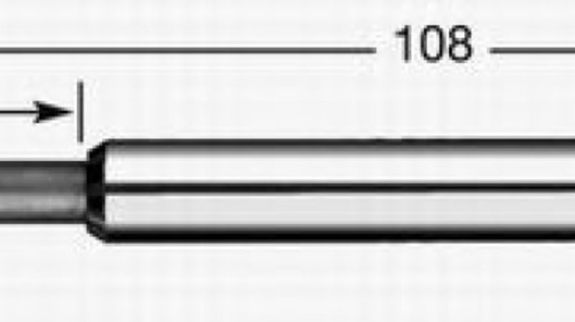 Bujie incandescenta PEUGEOT 406 Estate (8E/F) (1996 - 2004) NGK 1441 piesa NOUA