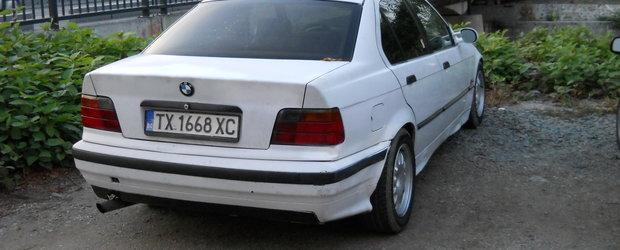 Bulgaria pune bete in roate romanilor care au masini inmatriculate acolo