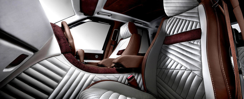 Bulgarii au dat lovitura. ASTA trebuie sa fie cel mai opulent SUV din Europa