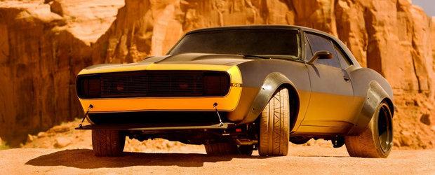 Bumblebee revine in Transformers 4 sub forma unui Camaro SS din '67