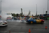 Burnout Baneasa Shopping City