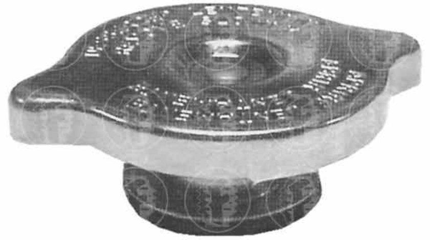 busonradiator MERCEDES-BENZ COUPE C123 Producator FIAT 71740676