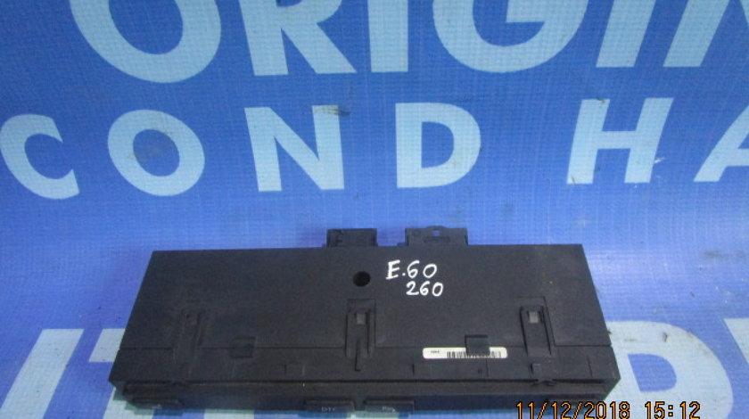 Butoane BMW E60; 6985751 (DSC+incalzire scaune+parcare)