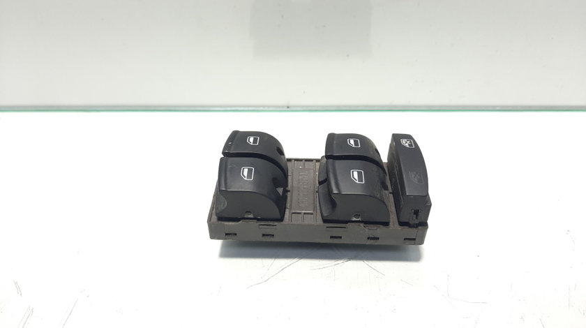 Butoane comenzi geam stanga fata, Audi A6 (4F2, C6) [Fabr 2004-2010] 4F0959851C (id:449057)