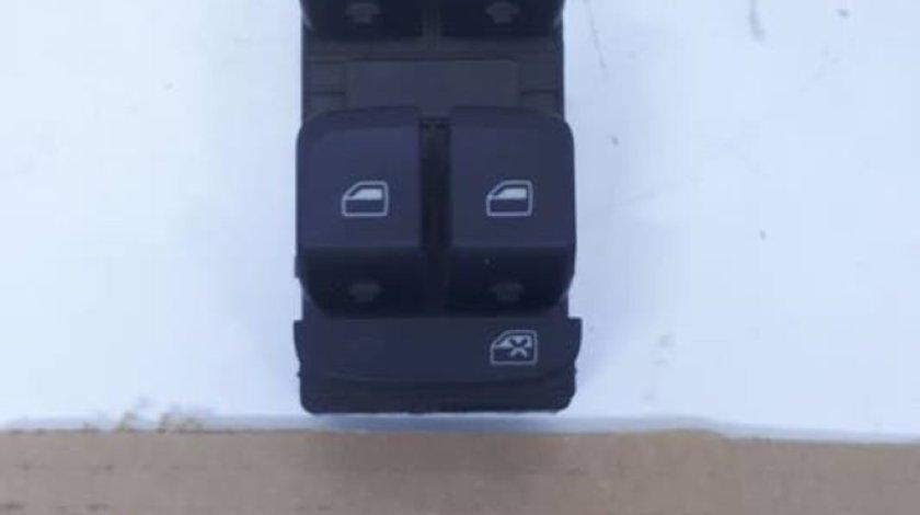 Butoane geamuri electrice stanga fata Audi A4 B8 8K 8K0959851 2008-2015