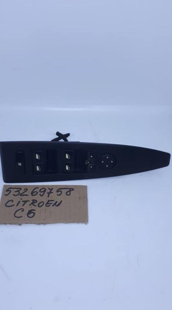 Butoane geamuri electrice stanga fata Citroen C6