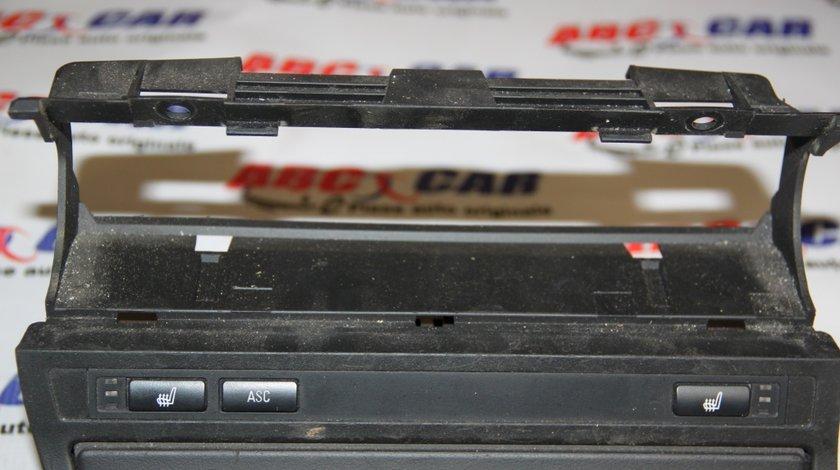 Butoane incalzire scaune + buton ASC BMW Seria 3 E46 cod: 6907704 model 2002