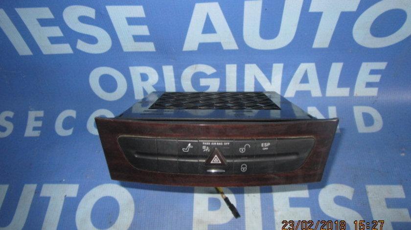 Butoane Mercedes E240 W211 ; A2116800552 (panou consola centrala)