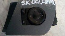 Butoane reglaj oglinda Skoda Octavia Combi cod 1U1...