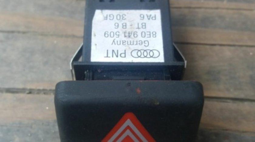 Buton avarii Audi A4 B6 cod 8E0941509