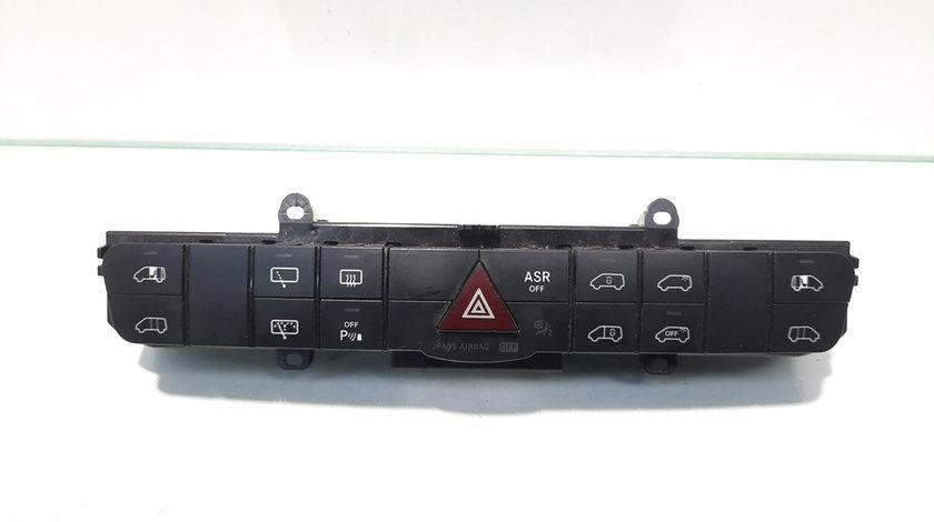 Buton avarii cu butoane comenzi, cod A6398701910, Mercedes Viano (W639)