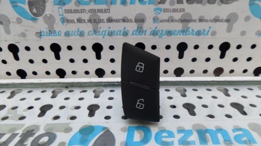 Buton blocare, deblocare, stanga fata, 4G2862108, Audi A6 Avant, (id:173111)