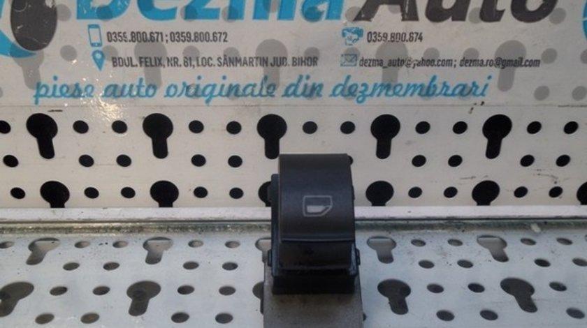 Buton comanda geam dreapta fata, 4B0959855A, Audi A6 (4B, C5) 1997-2005, (id.148455)