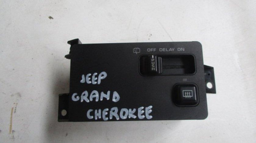 BUTON / COMANDA STROPITOARE LUNETA / DEZABURIRE JEEP GRAND CHEROKEE 1 FAB. 1991 - 1999 ⭐⭐⭐⭐⭐