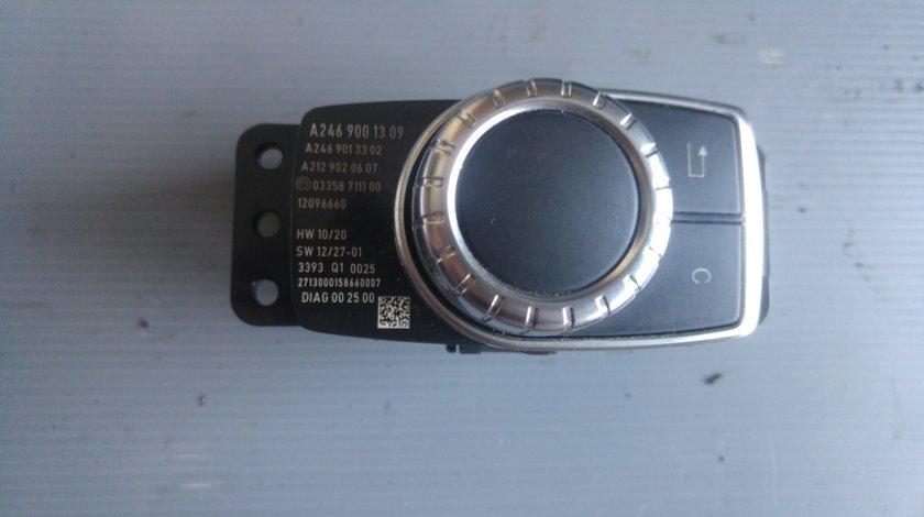 Buton control navigatie mercedes a-class w176 b-class w246 a2469001309