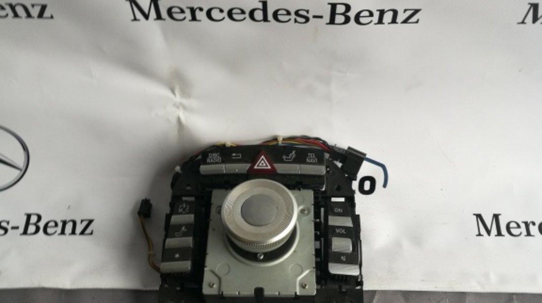 Buton control navigatie Mercedes S class w221 2218705358