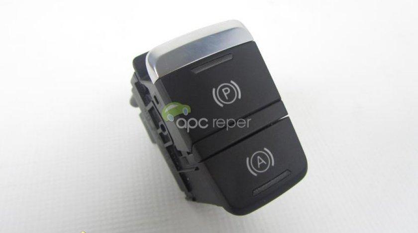 Buton frana de mana Audi A8 S8 4H original