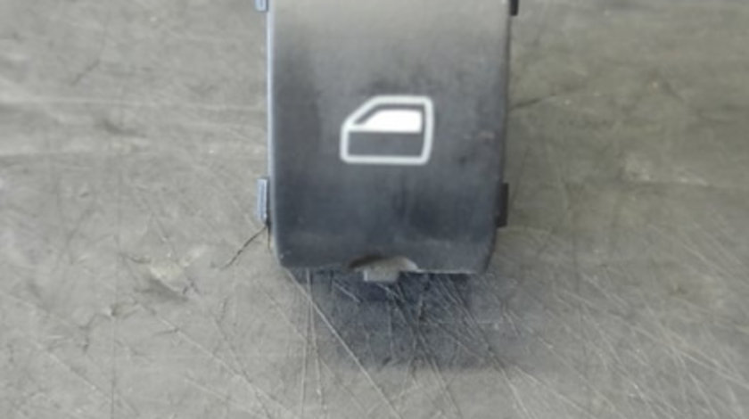 Buton geam electric dreapta spate audi a4 b7 8e0959855