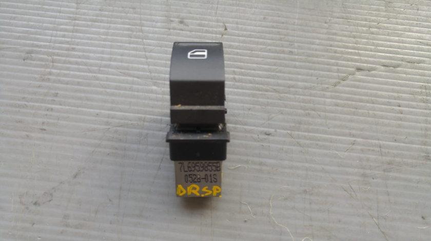 Buton geam electric dreapta spate seat altea xl 7l6959855b