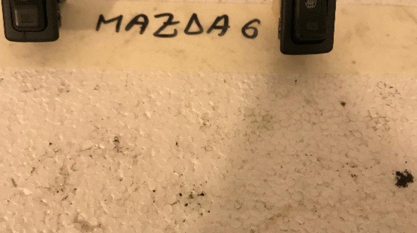 Buton incalzire scaun fata stanga sau dreapta mazda 6 2.0 d 2002 - 2007 break