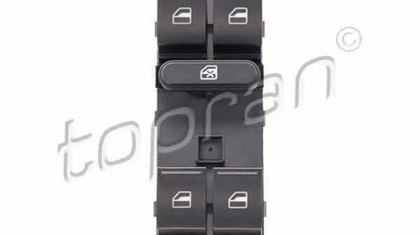 buton macara geam SEAT ALTEA 5P1 TOPRAN 114 726