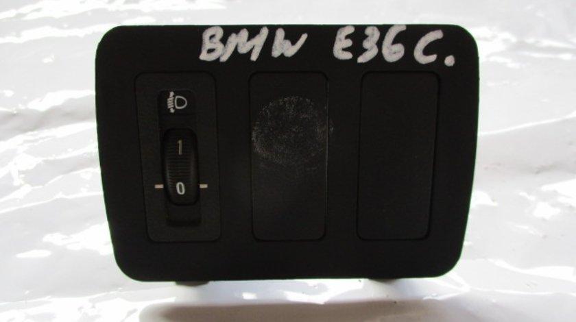 BUTON REGLAJ FARURI BMW SERIA 3 E36 316 I COMPACT FAB 1997