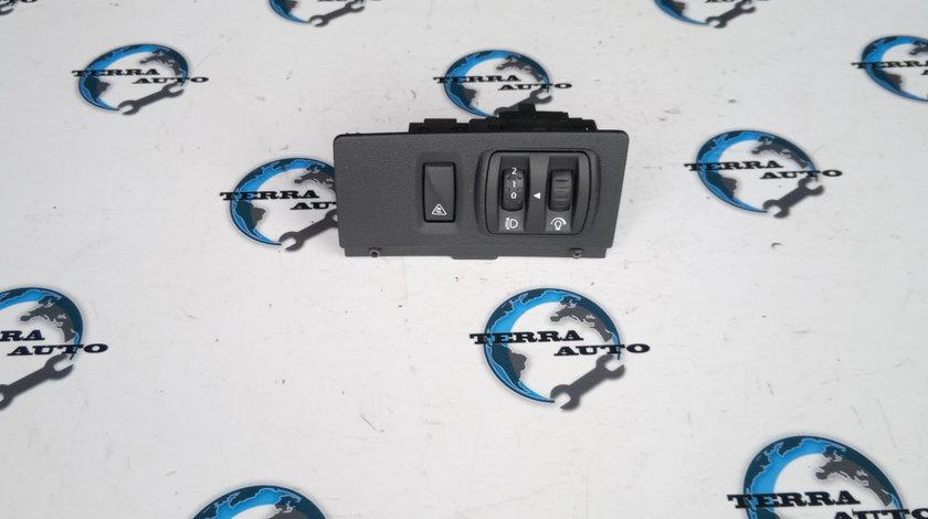 Buton reglaj faruri Renault Laguna 3 2.0 DCI 110 KW 150 CP cod motor M9R