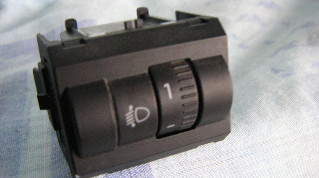 Buton reglaj faruri Skoda Octavia 2 cod 1Z0941333B