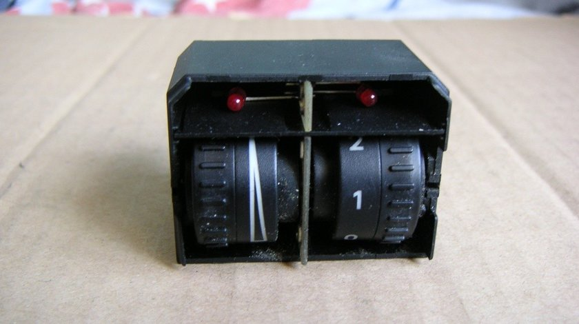 Buton reglaj lumini faruri VW Touran 1T (2003-2008), Caddy cod 2K0941333, 2K0941333A
