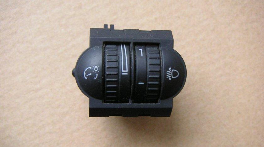 Buton reglaj lumini VW Polo 6N (1999-2002) Lupo (1998-2005) cod 6X0941333A