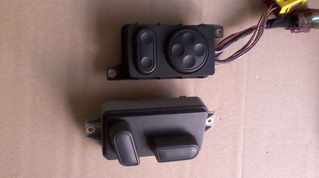 Buton reglaj scaun Audi A8 D2 (1997-2003), A6 (2000-2004), S8, Quattro Sport cod 4D0959777A