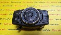 Buton Reglare Faruri Ford, BM5T13A024AC, 10093006
