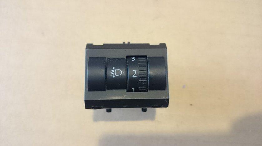 Buton reglare faruri lumini Skoda Fabia 3 III (2013-2018) cod 6V0941333