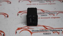 Buton reglare faruri VW Passat B6 495
