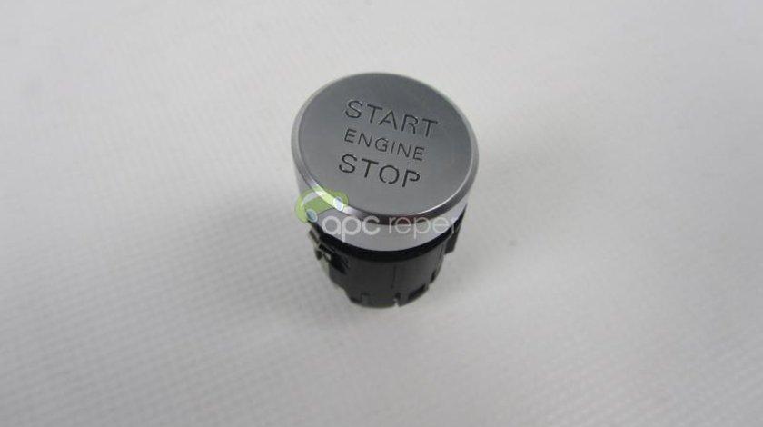 Buton Start -Stop Original Audi A6 4G / A7 cod 4G0905217A