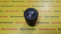 Buton Start, Stop Renault, 1927937, 28406, 107959A