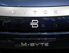 Byton M-Byte - Poze de la Frankfurt