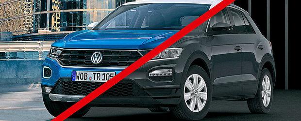 Ca sa arate ca masinile din pozele de presa, cumparatorii trebuie sa cheltuiasca mii de euro pe optionale. FOTO