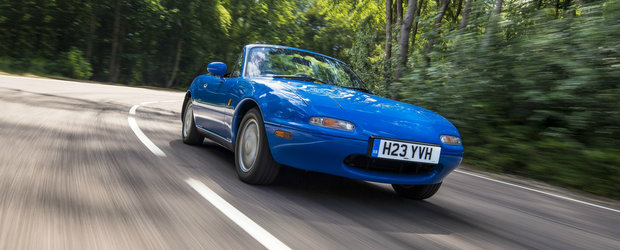 Ca sa se bucure cat mai mult de ele, proprietarii de Mazda MX-5 Mk1 din Europa pot comanda acum piese noi originale