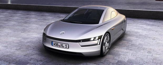 Ca sa-si spele pacatele, Volkswagen isi propune ca pana in 2020 sa lanseze mai multe electrice si SUV-uri