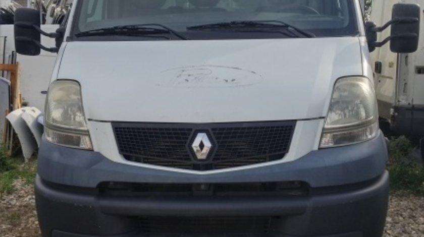 Cabina Renault Mascott