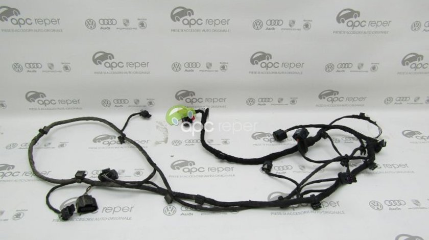 Cablaj PDC spate (4 senzori) + antena - Audi Q7 4M - Cod: 4M0971104AN